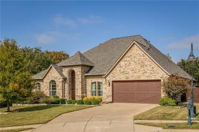 Flower Mound Single Family Home Active Option Contract: 1616 Daisy Lane