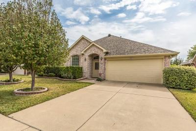 Wylie Single Family Home For Sale: 3307 Francis Drive