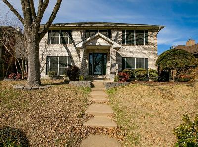 Carrollton Single Family Home For Sale: 1115 Holly Drive