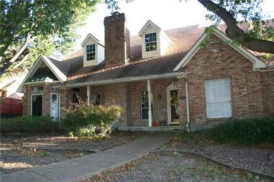 Rockwall Single Family Home For Sale: 523 Shoreview Drive