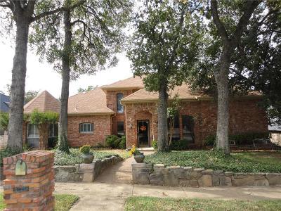 Bedford, Euless, Hurst Single Family Home For Sale: 3125 Hurstview Drive