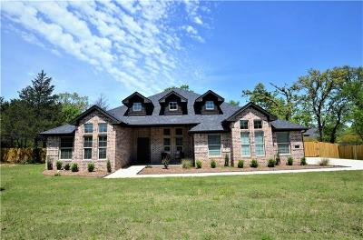 Single Family Home For Sale: 2211 S Peachtree Court