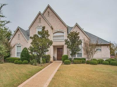 Coppell Single Family Home For Sale: 114 Natches Trace