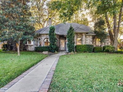 Rowlett Single Family Home For Sale: 3010 Pecan Ridge Dr.