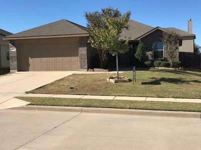 Single Family Home Active Contingent: 608 Rio Bravo Drive