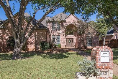 Arlington Single Family Home For Sale: 5521 Hunterwood Lane