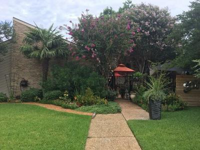Single Family Home Active Option Contract: 6021 Canyon Springs Road