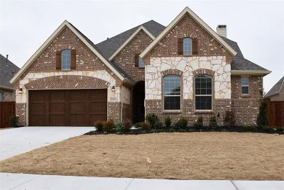 Prosper Single Family Home For Sale: 4881 Dolorosa Lane