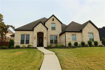 Keller Single Family Home For Sale: 2712 Lake Shore Drive