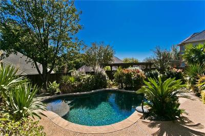 McKinney Single Family Home Active Contingent: 1101 Wedge Hill Road