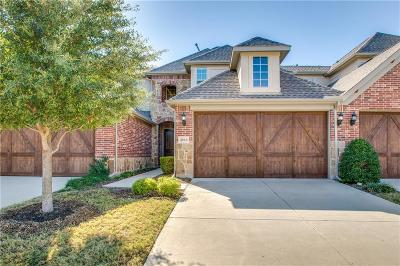Plano Townhouse For Sale: 4816 Durham Drive