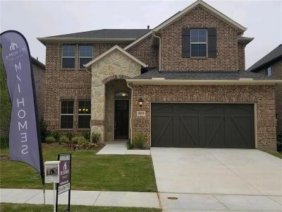 Keller Single Family Home For Sale: 3033 Crestwater Ridge