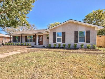 Mckinney Single Family Home Active Option Contract: 1904 Meandering Way
