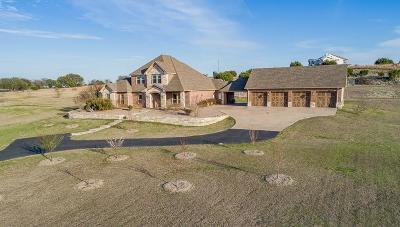 Granbury Single Family Home For Sale: 607 Lantana Drive