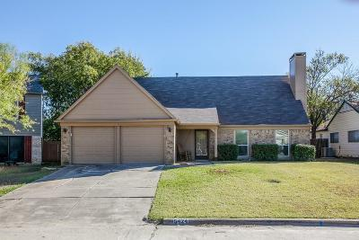 Flower Mound Single Family Home For Sale: 5424 Luttrell Court