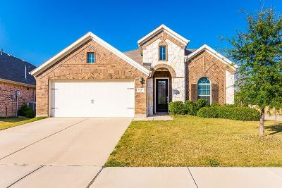 Aubrey Single Family Home For Sale: 1517 Nightingale Drive