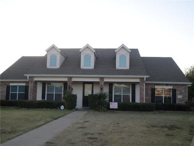 Terrell Single Family Home For Sale: 3 Birdsong Court