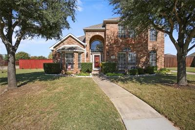 Dallas County, Denton County Single Family Home Active Option Contract: 1420 Grapevine Creek Drive