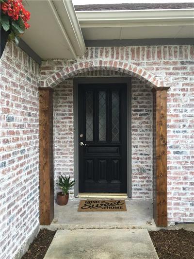Carrollton Single Family Home Active Option Contract: 2202 Belvedere