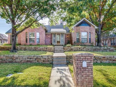 Arlington Single Family Home For Sale: 6302 Waterview Drive