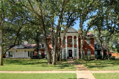 Southlake Single Family Home For Sale: 620 Southview Trail