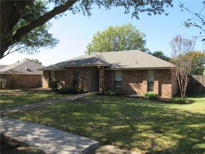 Flower Mound Single Family Home Active Option Contract: 914 Summer Trail