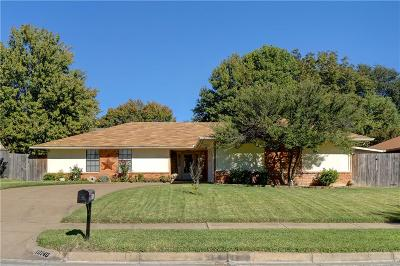 Benbrook Single Family Home Active Option Contract: 10140 Locksley Drive