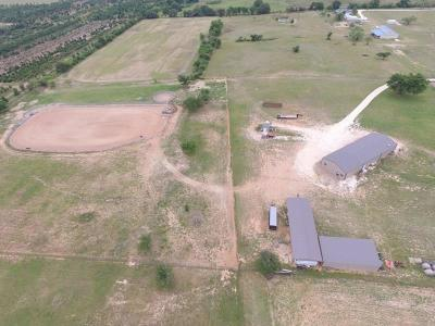 Stephenville Single Family Home Active Option Contract: 576 County Road 129