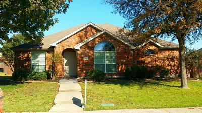 Frisco Single Family Home For Sale: 12300 Canoe Road