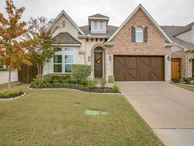 Dallas Single Family Home Active Option Contract: 11328 Mounts Run Drive
