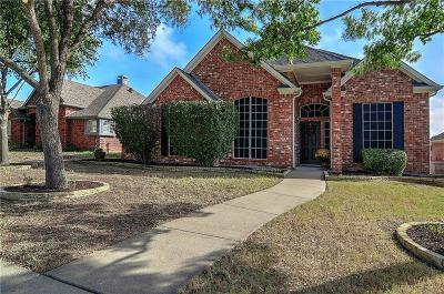Frisco Single Family Home Active Option Contract: 8524 Clearcreek Circle