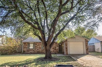 Allen Single Family Home Active Option Contract: 514 Northridge Drive