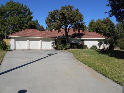 Azle Single Family Home For Sale: 11139 Stanfield Road