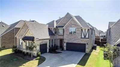 Frisco Single Family Home For Sale: 4405 Sapphire Drive