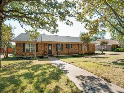 Colleyville Single Family Home Active Option Contract: 301 Oak Valley Drive