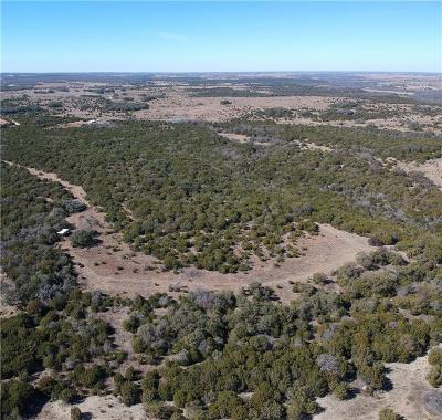 Hico Farm & Ranch For Sale: 0000 County Road 264