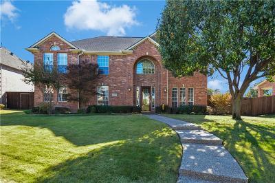 Plano Single Family Home Active Option Contract: 3428 Estacado Lane