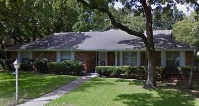 Fort Worth Single Family Home For Sale: 1613 Cienegas Circle