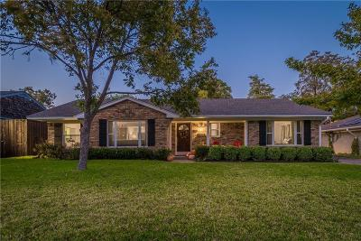 Single Family Home Active Option Contract: 10425 Royalwood Drive