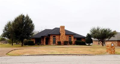 Caddo Mills Single Family Home Active Option Contract: 2205 Meadowview Drive
