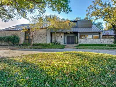 Dallas Single Family Home For Sale: 6402 Forest Creek Drive