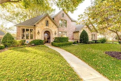 Colleyville Single Family Home Active Option Contract: 6418 Champion Way