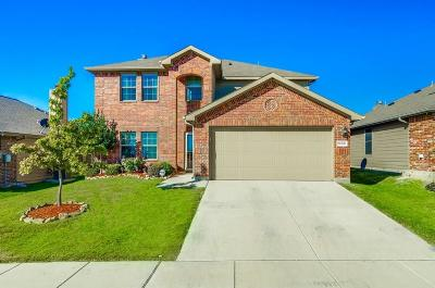 Fort Worth TX Single Family Home Active Contingent: $250,000