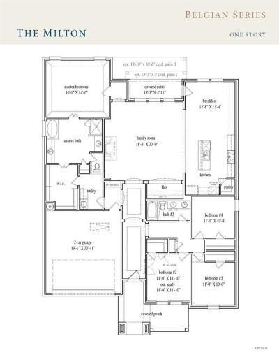 Arlington Single Family Home For Sale: 7302 Red Ridge Lane