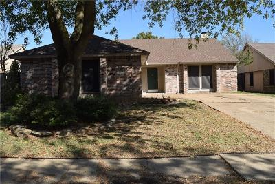 Forney Single Family Home For Sale: 512 Rosewood Lane