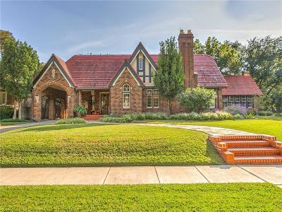 Fort Worth Single Family Home Active Option Contract: 2141 Pembroke Drive