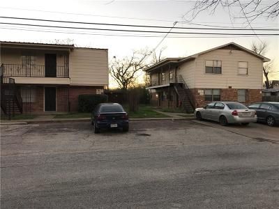 Terrell Multi Family Home For Sale: 505 N Morris Street
