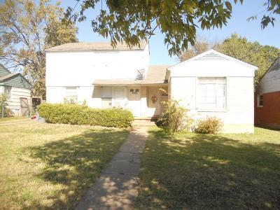 Dallas Multi Family Home For Sale: 2909 Falls Drive