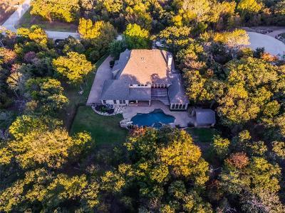 Flower Mound Single Family Home For Sale: 2105 Paradise Lane