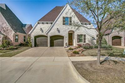 Allen Single Family Home For Sale: 912 Charles River Court